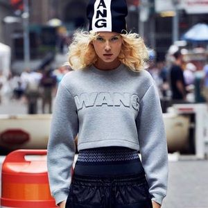 Alexander Wang x H&M Cropped Sweater Top